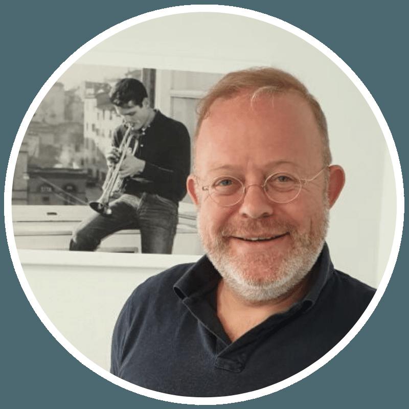 Dirk Balfoort, eigenaar Lefka O'Life