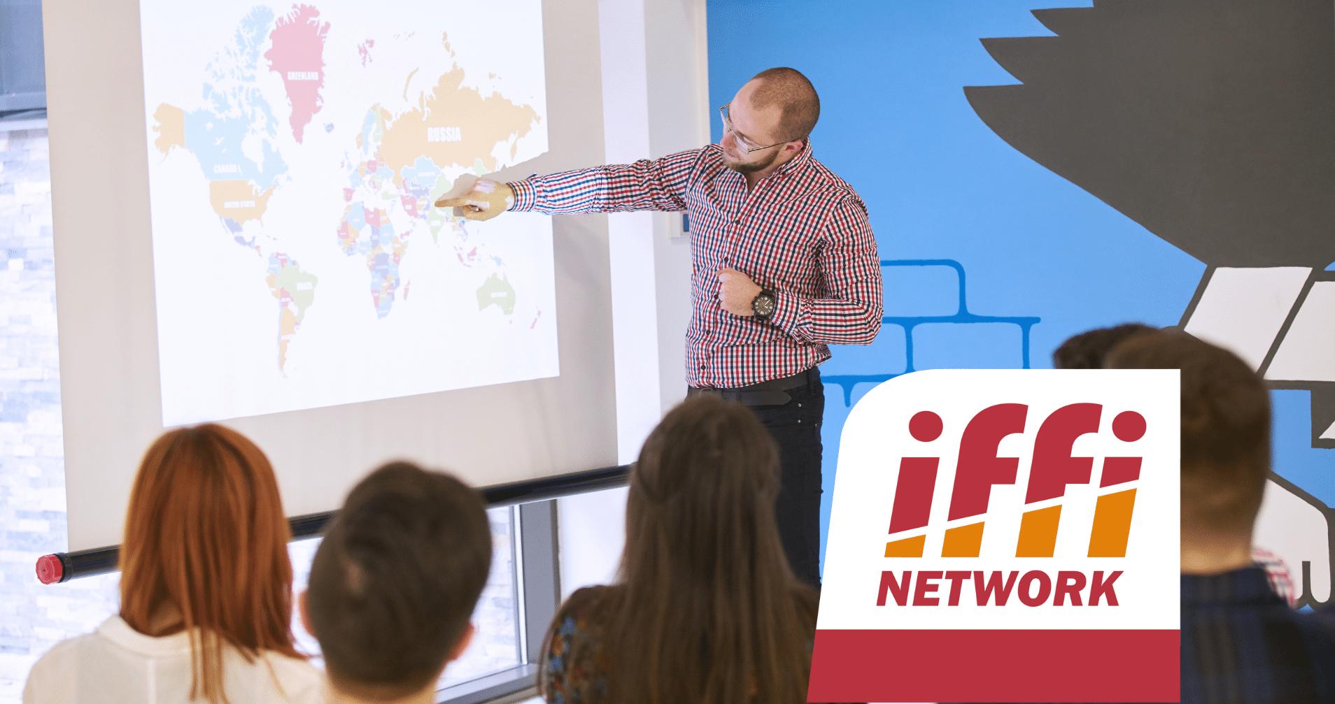 IFFI Startup Event