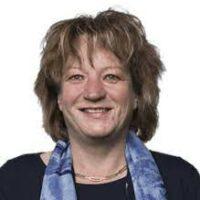 Anja van der Wurff, trainer at Kenneth Smit